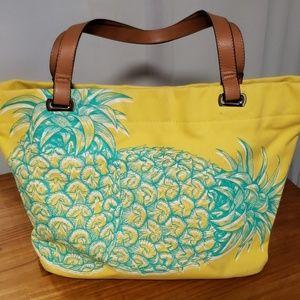 Handbags - Pineapple Tote
